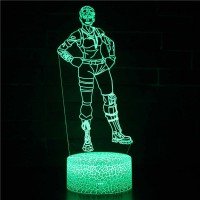 Lampe Fortnite 3D : Agent Secret
