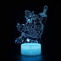 Lampe Fortnite 3D : Lycan (Loup-Garou)