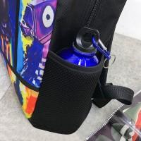 Côté du sac à dos Fortnite