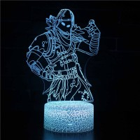 Lampe Fortnite 3D : Corbeau