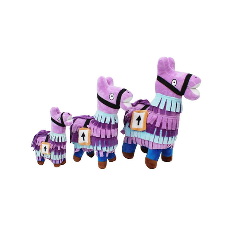 Lot de 3 peluches Fortnite