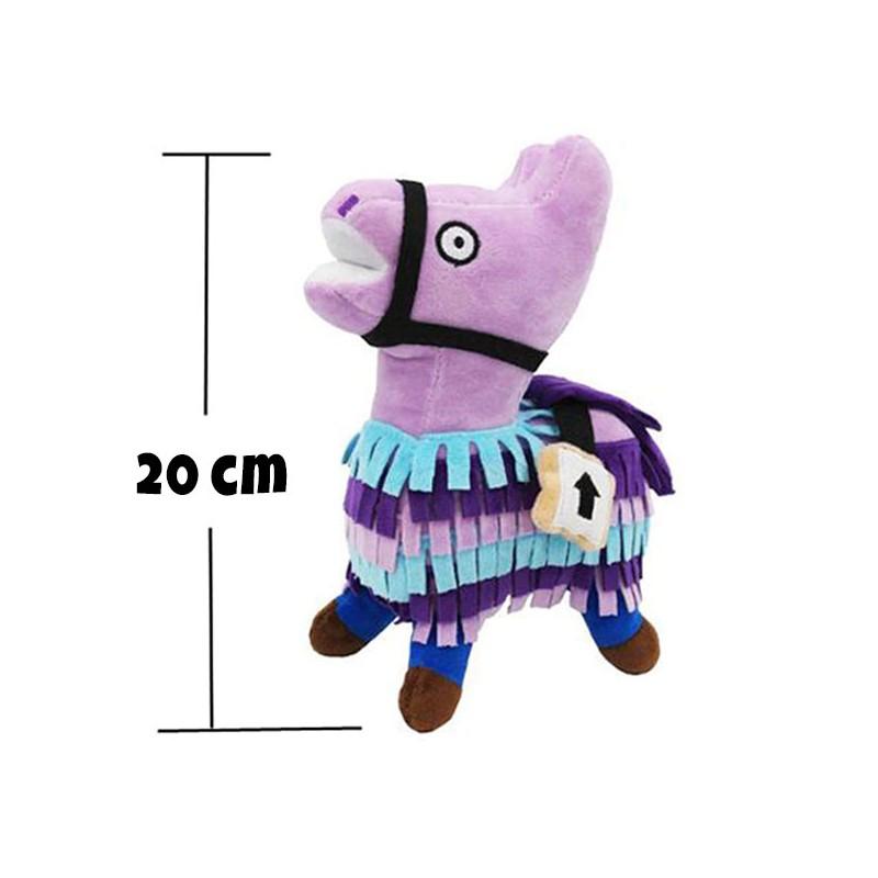 Petite peluche Lama Fortnite 20 centimètres