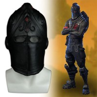 Masque Fortnite : Chevalier Noir