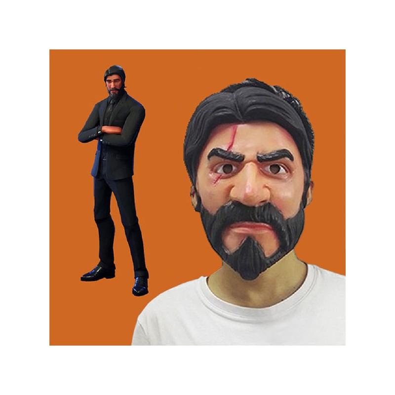 Masque Le Faucheur John Wick Fortnite (The Reaper)