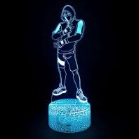 Lampe Fortnite 3D : I.K.O.N.E