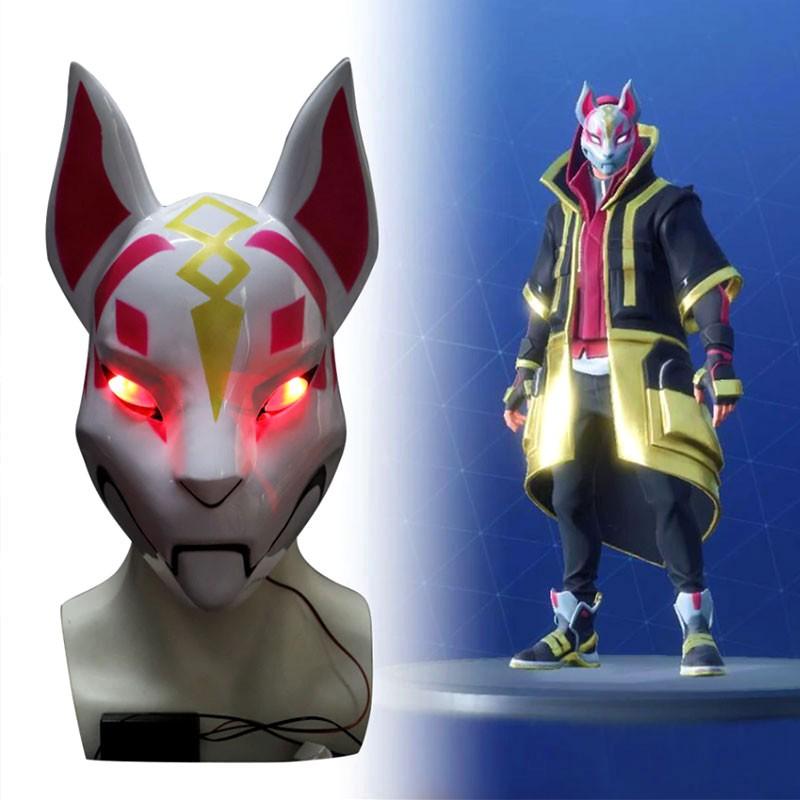 Masque Nomade Fortnite Kitsune (Drift Mask)