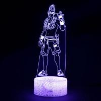 Lampe Fortnite 3D Nomade Estival