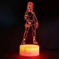 Lampe Fortnite 3D Méta