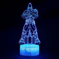 Lampe Fortnite 3D Chevalier Ultime
