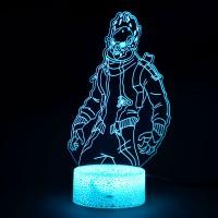 Lampe Fortnite 3D : Voyageur Éternel