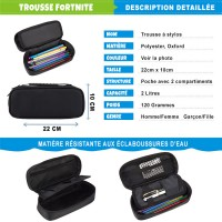 Description trousse Fortnite
