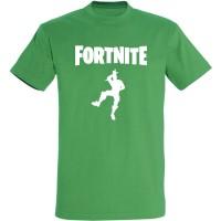 T-shirt Fortnite danse du loser (Take the L) vert