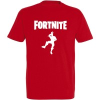 T-shirt Fortnite danse du loser (Take the L) rouge