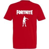 T-shirt danse Fortnite Floss rouge