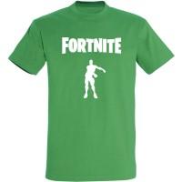 T-shirt danse Fortnite Floss vert