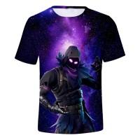 T-shirt Fortnite Corbeau personnage