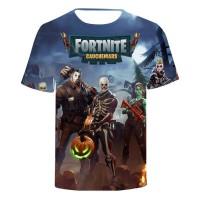 T-shirt Fortnite : Cauchemars