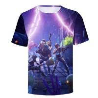 T-shirt Fortnite : Tempête Mutante