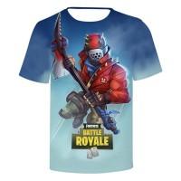 T-shirt Fortnite : Roi de la Rouille
