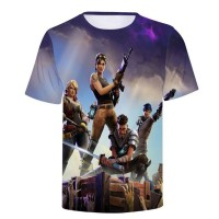 T-shirt Fortnite : Survivre à la Tempête