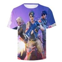 T-shirt Fortnite : Survivre à la Tempête (Mode Survie)