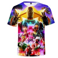 T-shirt Fortnite de Luminex