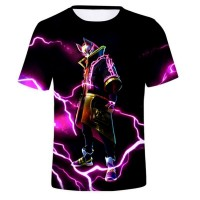 T-shirt Fortnite : Nomade Éclairs