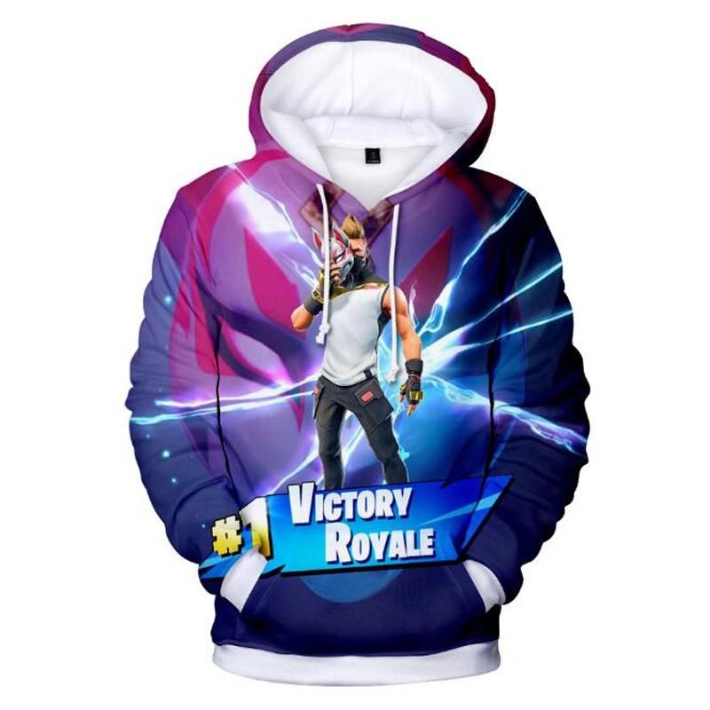 T-shirt Fortnite Nomade Victoire Royale