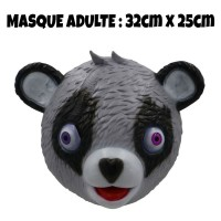 Masque Fortnite PANDA adulte