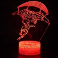 Lampe Fortnite 3D : Planeur