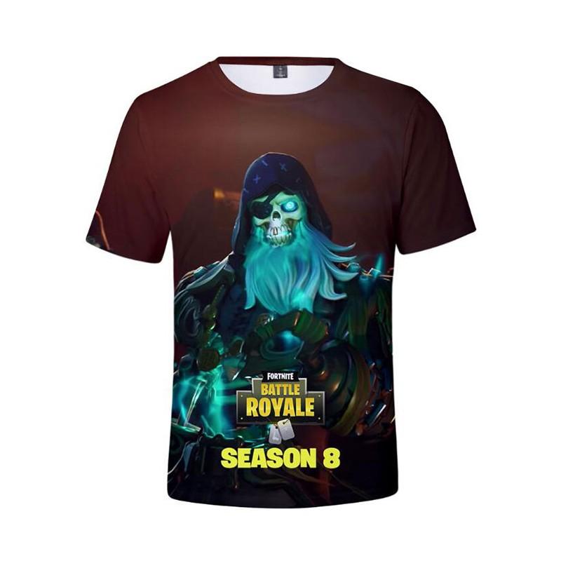 ff6bcd41378a8 La Boutique Fortnite - T-shirt Pirate évolué (Coeur Noir Stage 3 ...