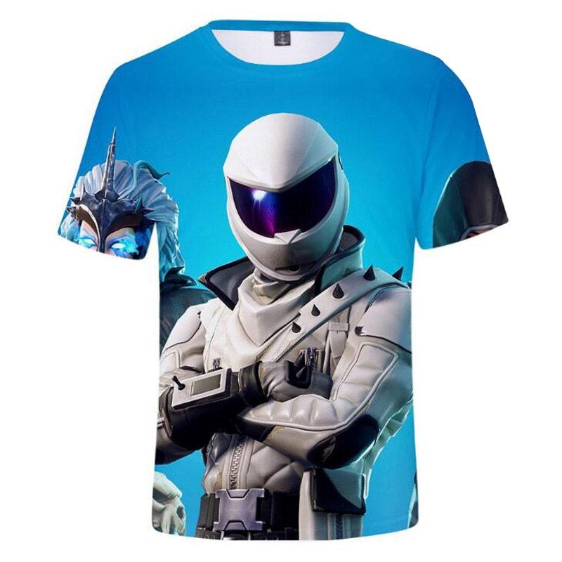 00b6c0c1cb9b7 La Boutique Fortnite - T-shirt Fortnite skin personnage Fonceur ...