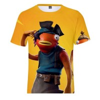 T-shirt Fortnite : Poiscaille Pirate