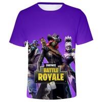 T-shirt Fortnite : Battle Royale Saison 6