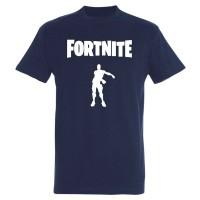 T-shirt danse Fortnite Floss bleu marine
