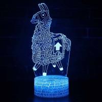 Lampe Fortnite 3D : Lama
