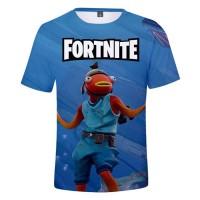 T-shirt Fortnite : Poiscaille