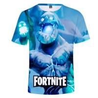 T-shirt Fortnite : Démon des Glaces